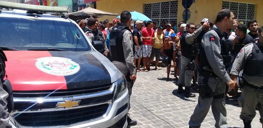 Resultado de imagem para Criminosos são mortos após tentativa de assalto em joalheria na Paraíba